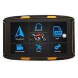 5 inch Motor GPS Navigatie met Nieuwste Kaarten Europa_