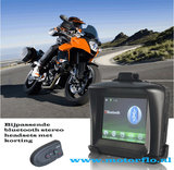 3.5 inch Motor GPS Navigatie met Nieuwste Kaarten Europa_