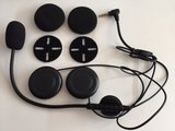 Bt interphone speaker/microfoon set_