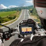 4.3 inch Motor GPS Navigatie met Nieuwste Kaarten Europa software 3.0_