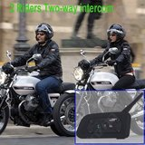 V6 Interphone 6 riders DUO-SET_
